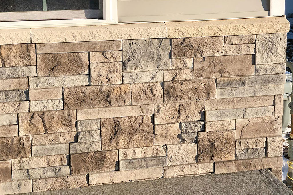 does stone veneer add value to your home